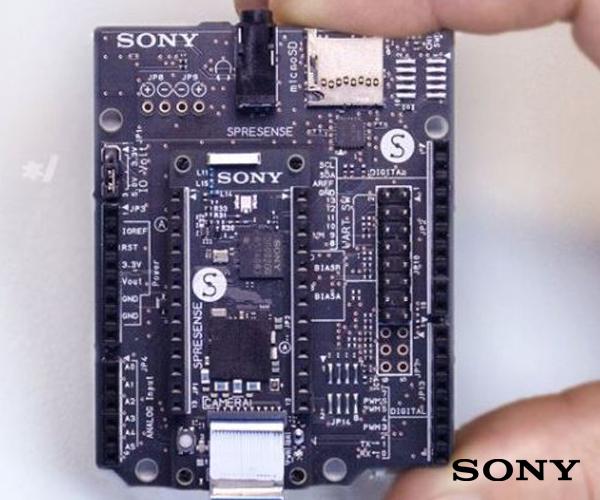 Descopera noua placa de dezvoltare Sony Spresense