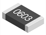 Rezistenta fixa cu montare pe suprafata, carcasa tip 0603(1608M), rezistenta 8.2kΩ, toleranta ±1%, puterea 0.1W