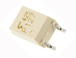 Intrare fototranzistor iesire optocuplator seria TLP 182,carcasa SO6, 1 canal, 4 pini, curent intrare maxim ±50 mA